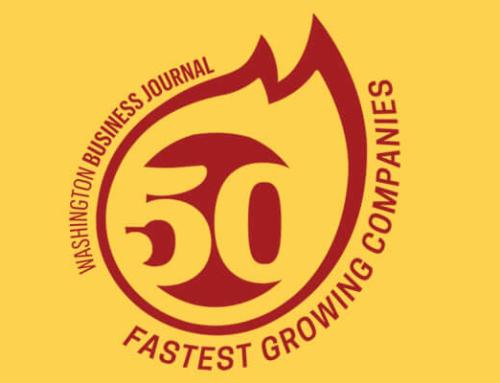 Trinity Technology Partners makes Washington Business Journal 2019 List of 75 Fastest Growing Greater Washington Companies